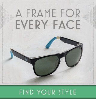 A frame for every face - find your style
