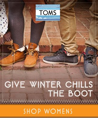 Give winter chills the boot - Shop Women's Botas