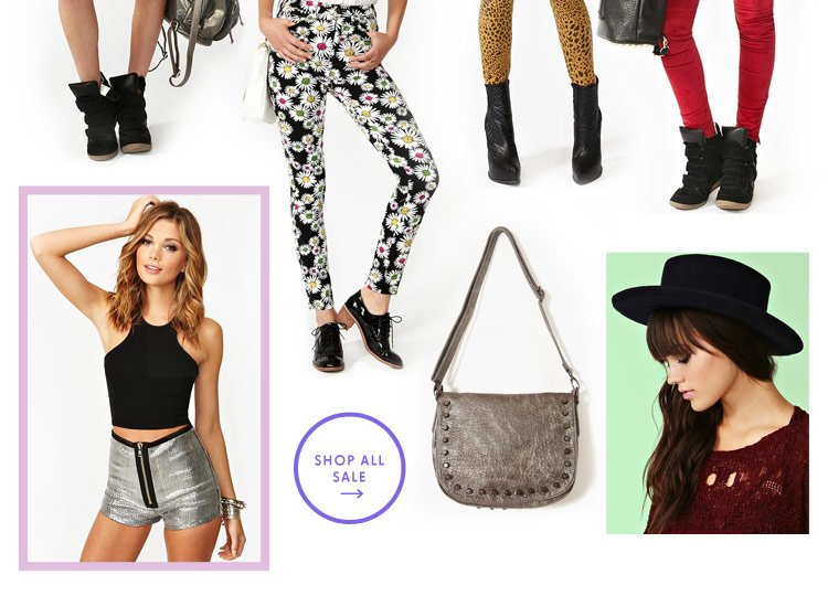 Reinvent your wardrobe with new markdowns!