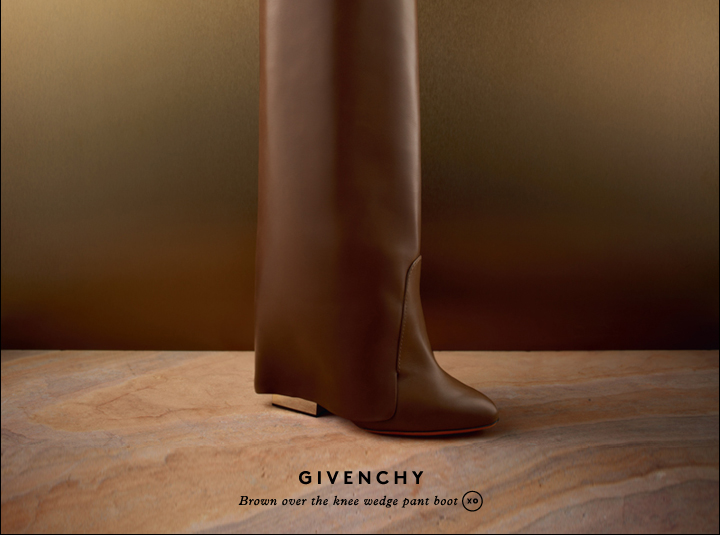 Made for walking and so much more: Shop Givenchy's standout boots.