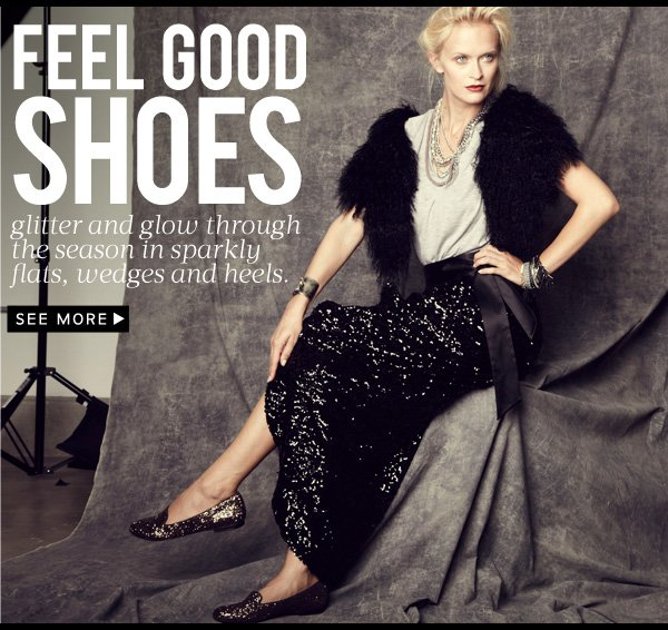 Feel Good Shoes Magazine