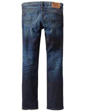 True Religion <br/>Herbie Slim Jean with Phoenix Pocket Detail