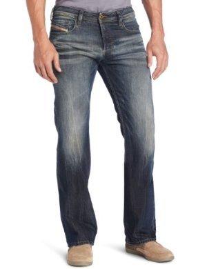 Diesel <br/>Zatiny Micro-Bootcut Slim Jean