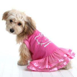 Hello Kitty Pet Apparel