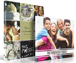 65% off Timeless Photo Canvas Prints