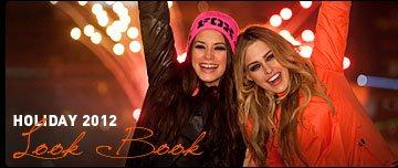 Girls Look Book
