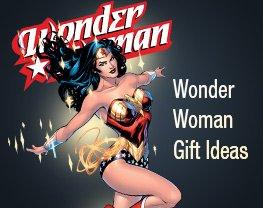 Wonder Woman Gift Ideas