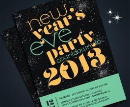 New Year's Invites