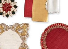 Shifra Zadeh Holiday Table Linens & More