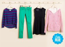 Little Ms. Social Girls' Party-Ready Clothing
