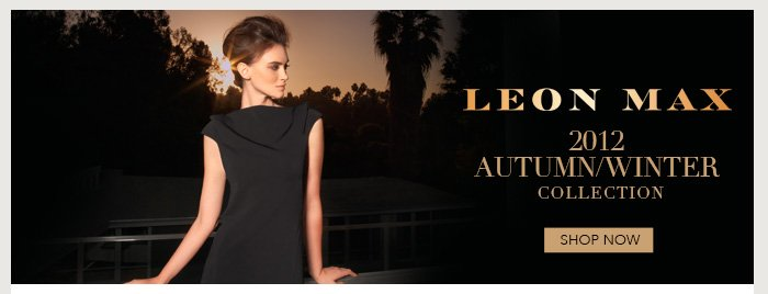 Leon Max MaxStudio Autumn 2012