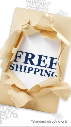 Enjoy FREE Standard Shipping!