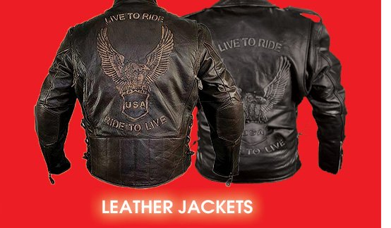 Motorcycle Jackets - Perfect Gift on Sale