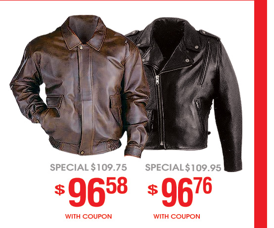 Leather Jackets Sale