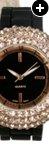 Glamoroud Rubber Watch