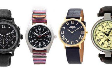 Shop Tons of Timepieces: All Styles