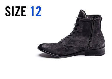 Shop Shoes by Size: 12