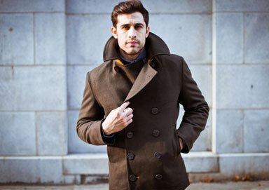 Shop Seasonal Coats ft. Alpha Industries