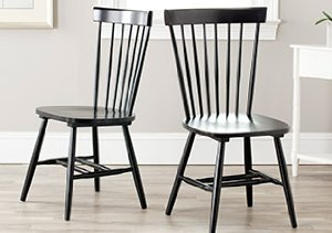 Hip Chairs and Accent Tables