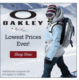 Oakley Sale