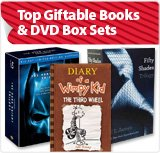 Giftable books and dvd sets
