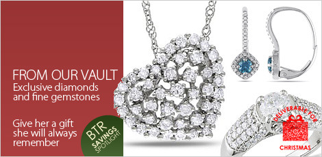 From Our Vault/Exclusive Diamonds and Fine gemstones