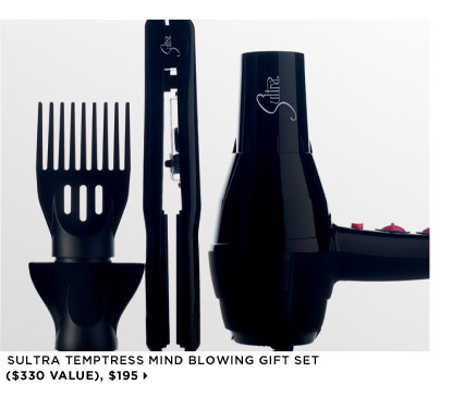 Featuring Sultra Temptress Mind Blowing Gift Set ($330 Value), $195