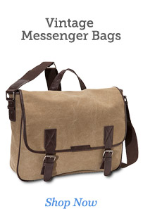 Vintage Messenger Bags