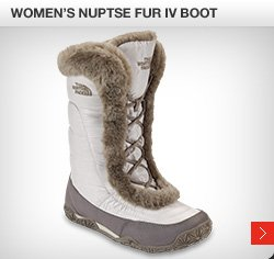 WOMEN'S NUPTSE FUR IV BOOT