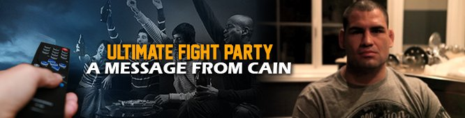 Enter to Win the Ultimate Fight party