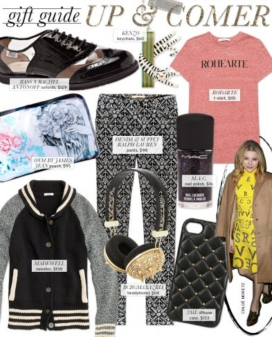 Gift Guide: The Up-and-Comer