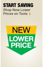NEW LOWER PRICES ON TOOLS