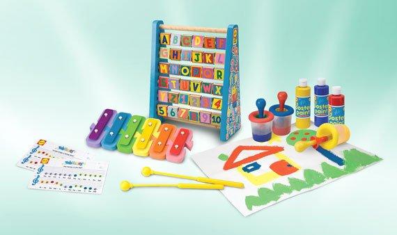 ALEX Toys  - Visit Event