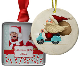 40% Off Christmas Ornaments