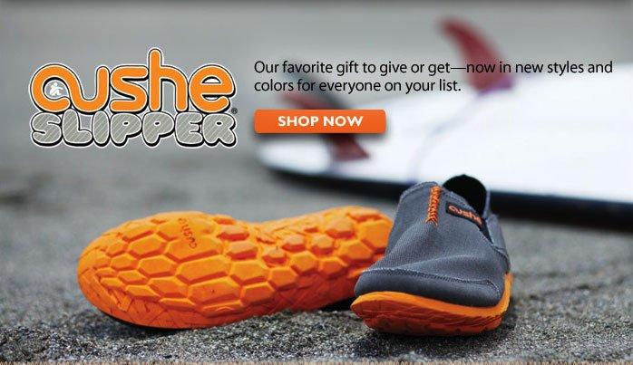 Cushe Slipper Shop Now