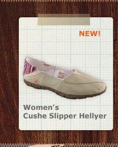 Women's Cushe Slipper Hellyer
