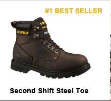 Second Shift Steel Toe