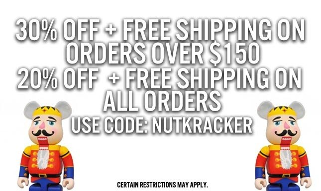 30% OFF + Free Shipping!