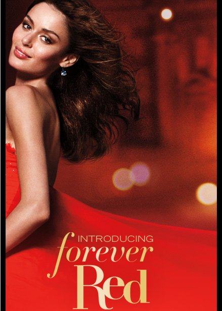 Introducing Forever Red