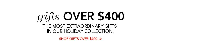 gifts under $400