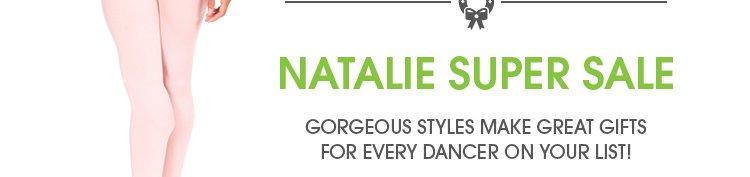Natalie Super Sale