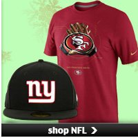 20% off all orders. Shop NFL.