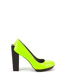 Block  Pumo | Neon Yellow