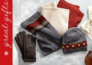Let It Snow: Cold Weather Gifts for Him