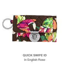 Quick Swipe ID in English Rose