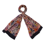 Paul Smith Scarves - Gypsy Floral Print Scarf