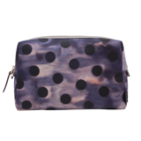 Paul Smith Handbags - Waterbleed Ink Polka Marina Make-Up Bag