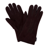 Paul Smith Gloves - Damson Sheepskin Gloves