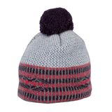Paul Smith Hats - Navy Geometric Pattern Hat