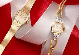 ARCHIVE: Watches from Rolex, Cartier, Omega  & More